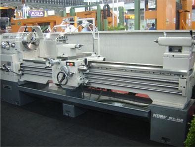Torno KEC-660 (Foto: Kleber Pinto)