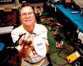 Domingos Colin Neto, dono da Maximicro Manutenção Industrial