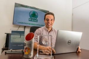 Rodrigo Oliveira é o CEO da Green Mining