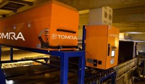 TOMRA-máquina